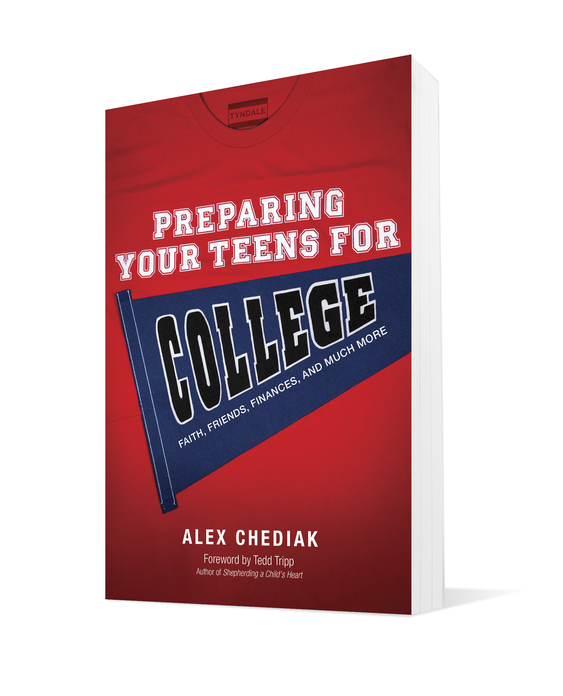 Preparing Your Teens for College book cover